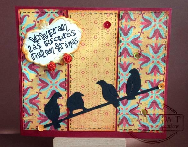 RETARTE 18 INSPIRACION CON COLORES O SABORES