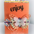 MINI TREAT BAG CON TARJETA