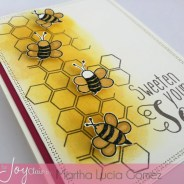 BEE KIND A COLOR BY FAITH FROM JOY CLAIR