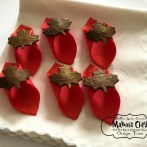 NAPKIN RINGS ON CLAY