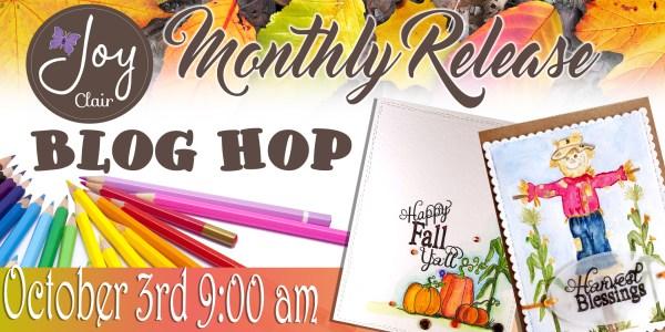 JOY CLAIR OCTOBER NEW RELEASE BLOG HOP