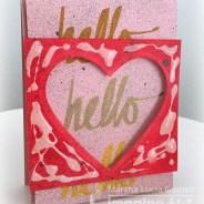 HELLO TEXTURED LOVE