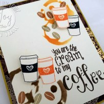 Summer Coffee Lovers Blog Hop 2017