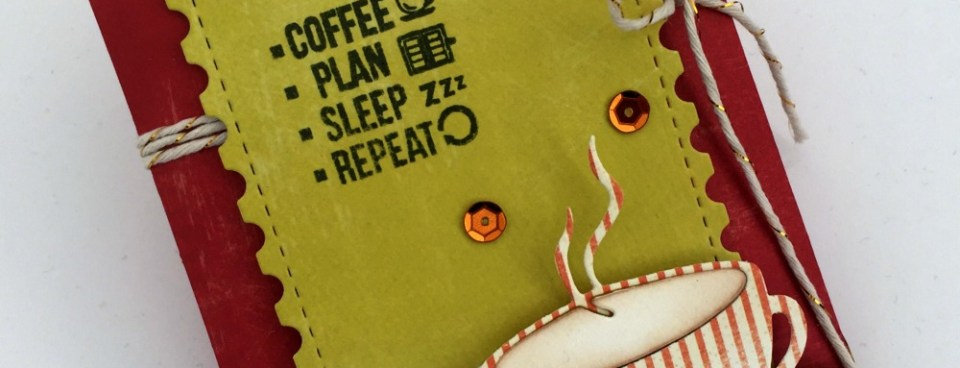 COFFEE PLANNER WITH QUICK QUOTES