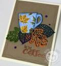 Fall Coffee Lovers Blog Hop - Joy Clair