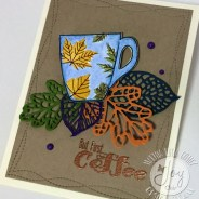 Fall Coffee Lovers Blog Hop – Joy Clair