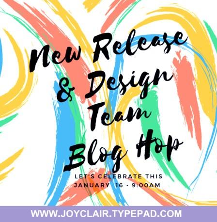 Joy Clair New Release Blog Hop