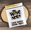 Wine Not Stamp Set