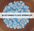 Blue Kuwaii Cloud Sprinkles