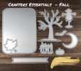 Crafters Essentials Fall Dies