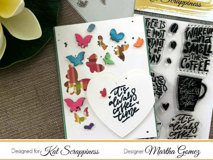 Embossed Edge Dies & More by Martha Lucia