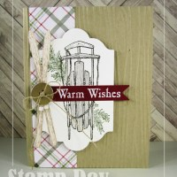 CARD - Warm Wishes