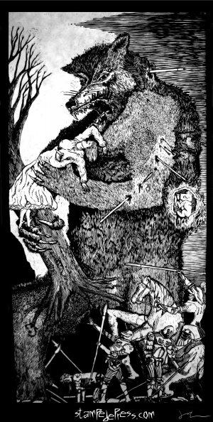 Big Fucking Werewolf