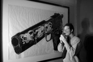 With Smoking Gun