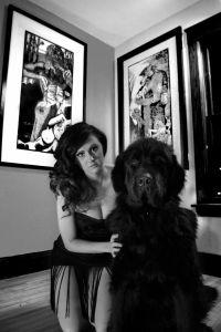 Celeste with Odin