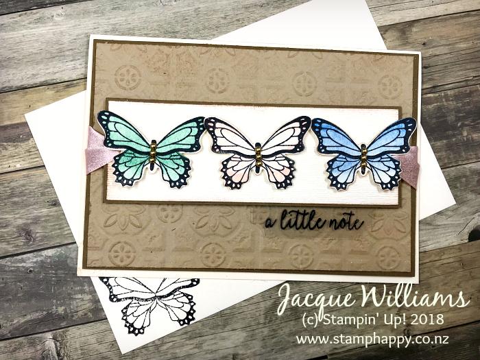 Colour Inkspiration 47 Butterfly Gala Sneak Peek
