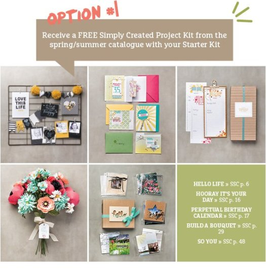 Stampin' Up! UK join NOW