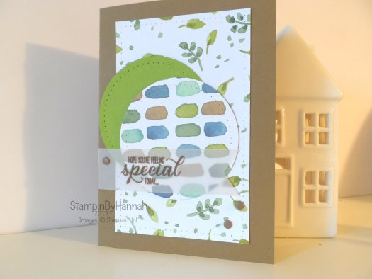 Stampin' Up! UK Simply Sketched Saturday Challenge