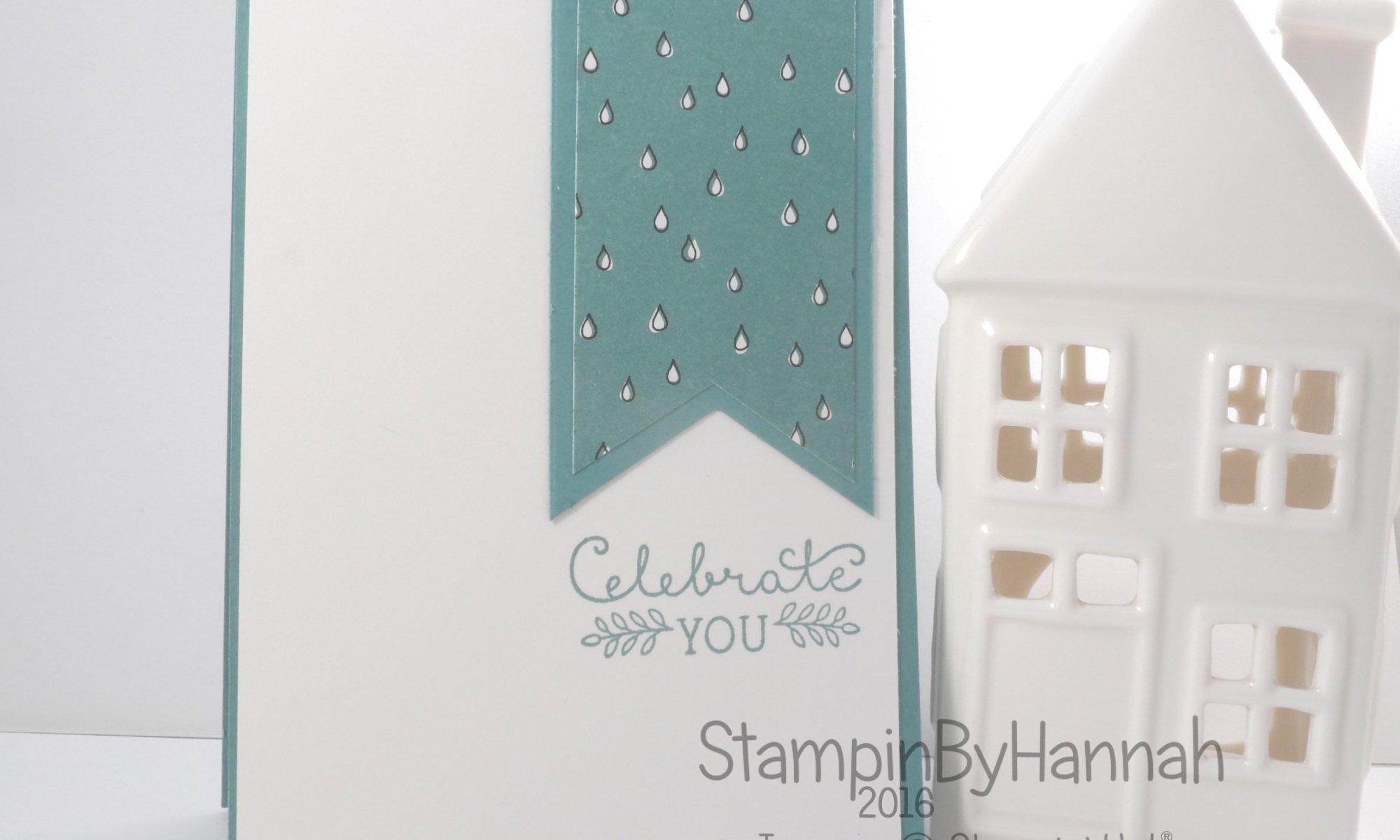 Stampin' Up! UK WildFlower Fields Designer Series Paper Sale-a-bration 2016
