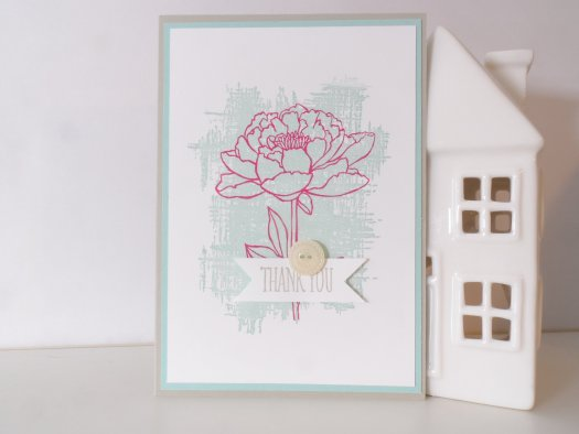 Stampin' Up! UK Paula Gorry