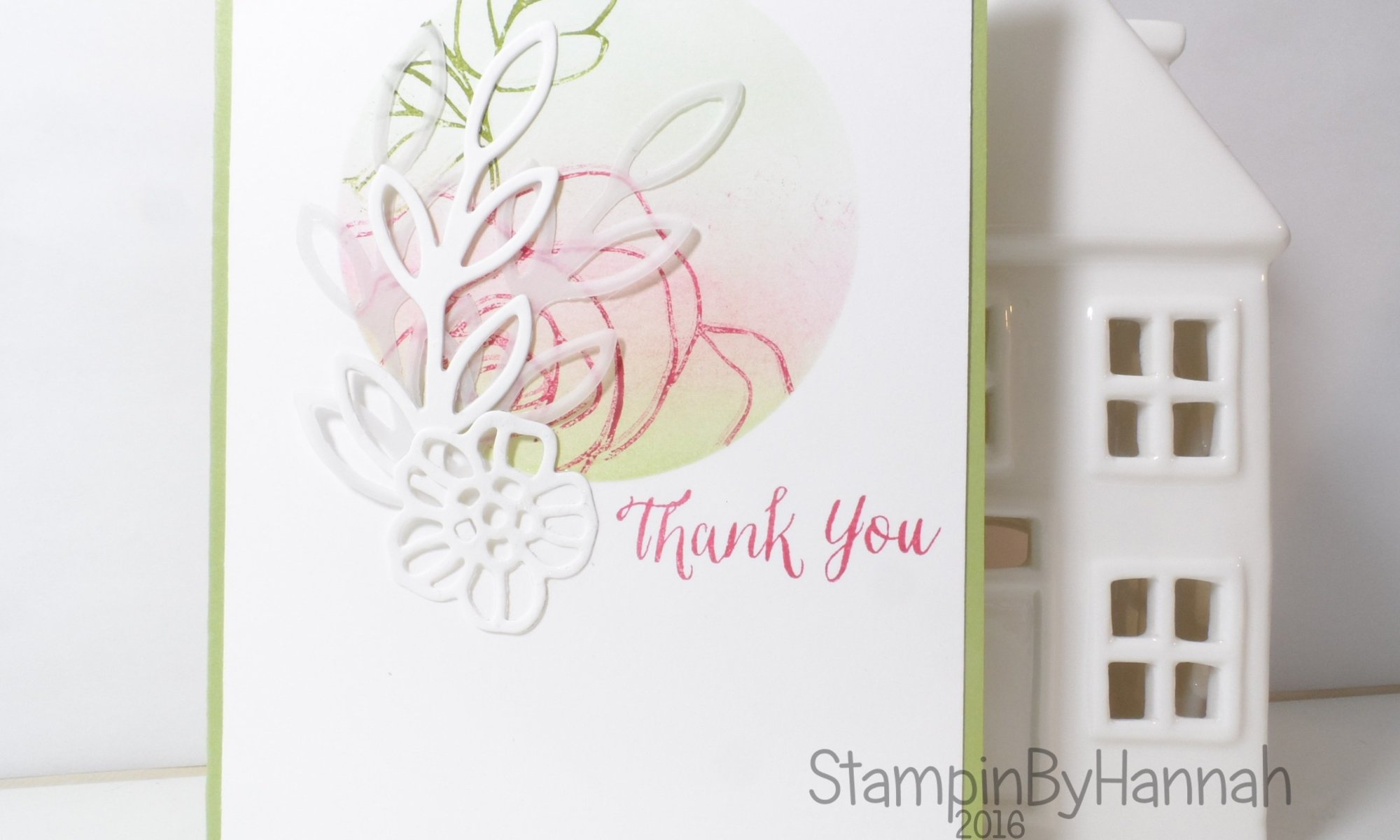 Stampin' Up! Sketch Challenge Rose Wonder