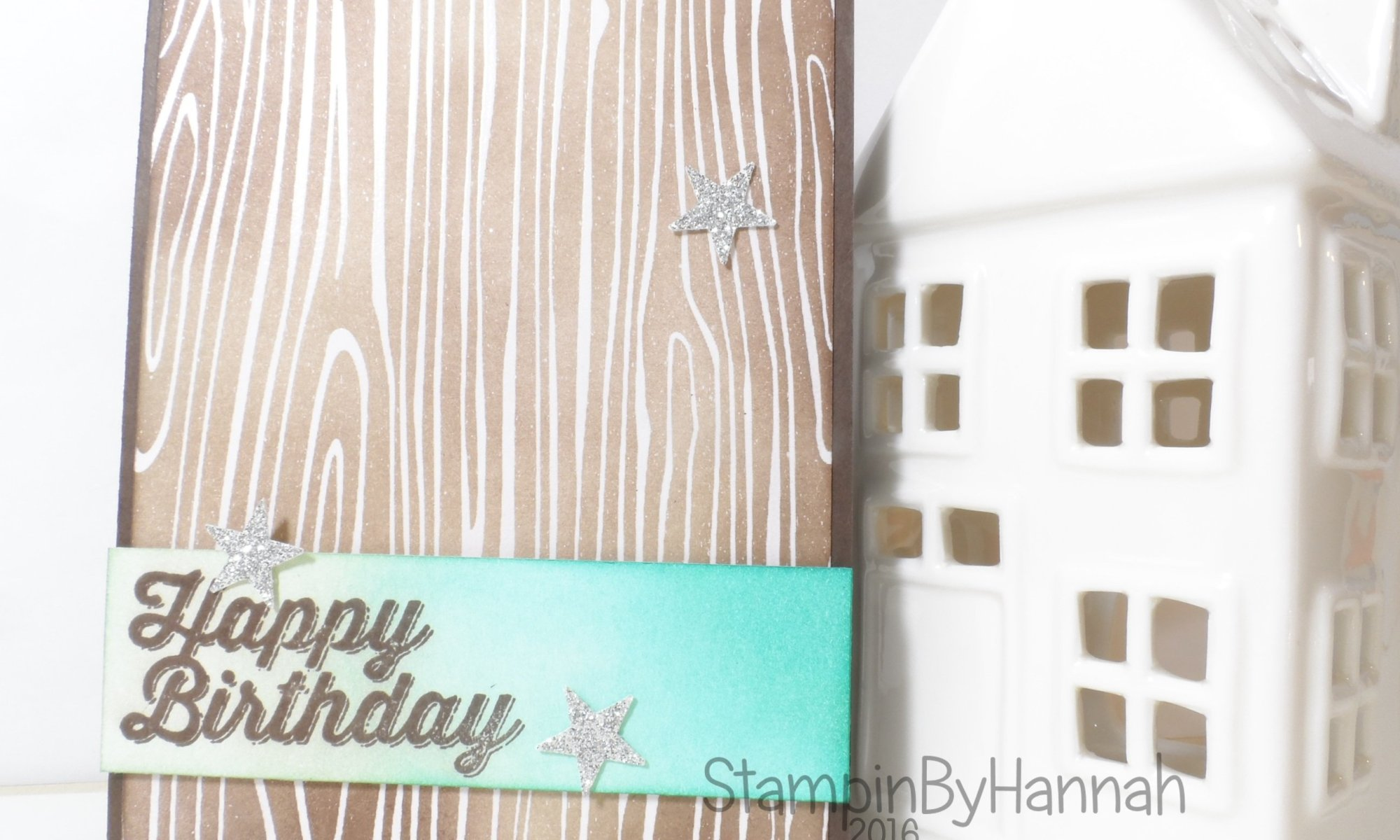 Stampin' Up! UK Colour me irresistible boys birthday card