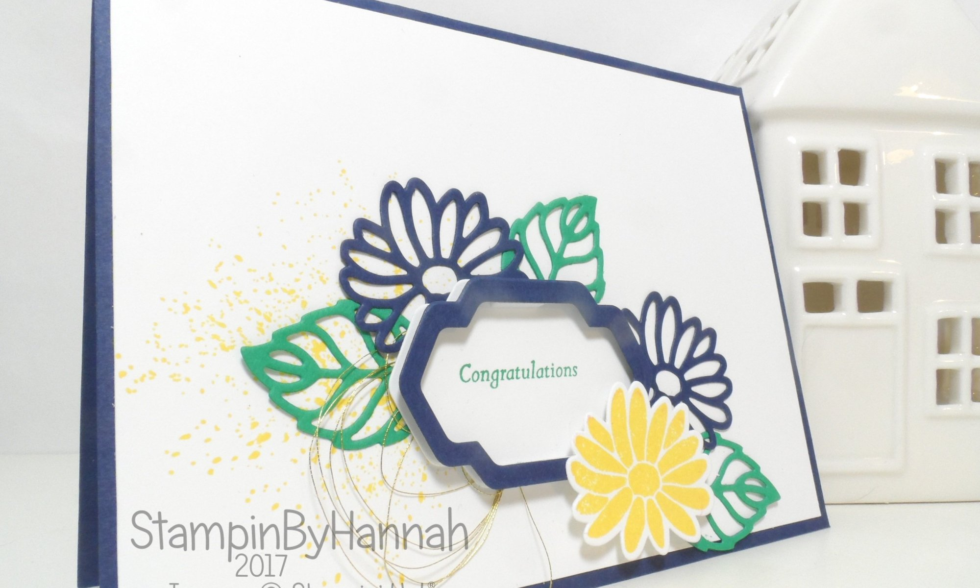 Pootles Papercraft Team Blog Hop project using Special Reason from Stampin' Up! UK