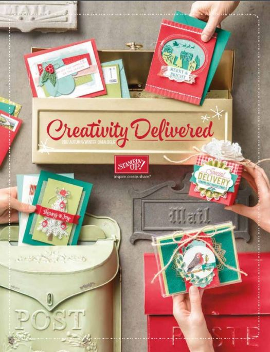 Stampin' Up! Autumn Winter Catalogue PDF Free catalogue