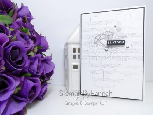 Global Design Project Wedding Anniversary Congratulations card for men using Oh So Eclectic from Stampin' Up!