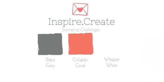 Inspire Create Challenge Colour Challenge #001