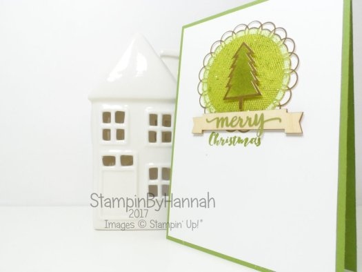 Be Merry Kit alternative ideas using Stampin' Up! products