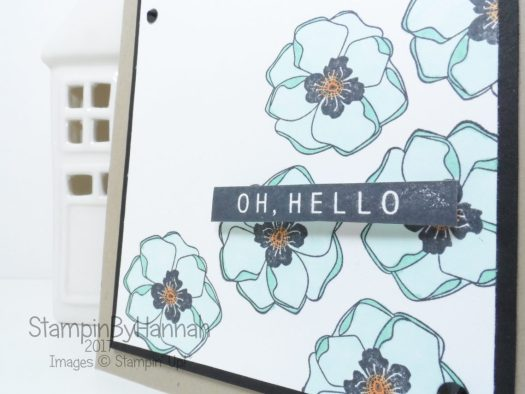 How to use Stampin' Blends Facebook Live using Colour Me Happy from Stampin' Up!