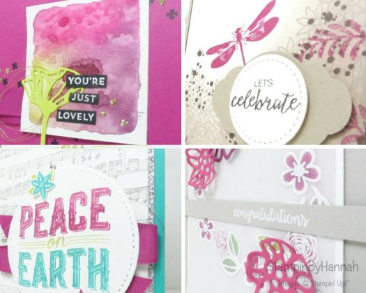 How to use your Stampin' Write Markers Pen Club Stampin' Up! UK