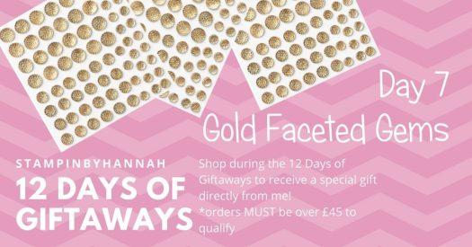 StampinByHannah 12 Days of Giftaways featuring Stampin' Up! goodies!