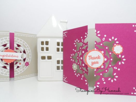 Sale-a-bration Spotlight Mixed Medallions Card Kit from Stampin' Up!