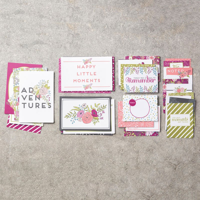 Sweet Soiree Memories and More Stampin' Up! Sale-a-bration