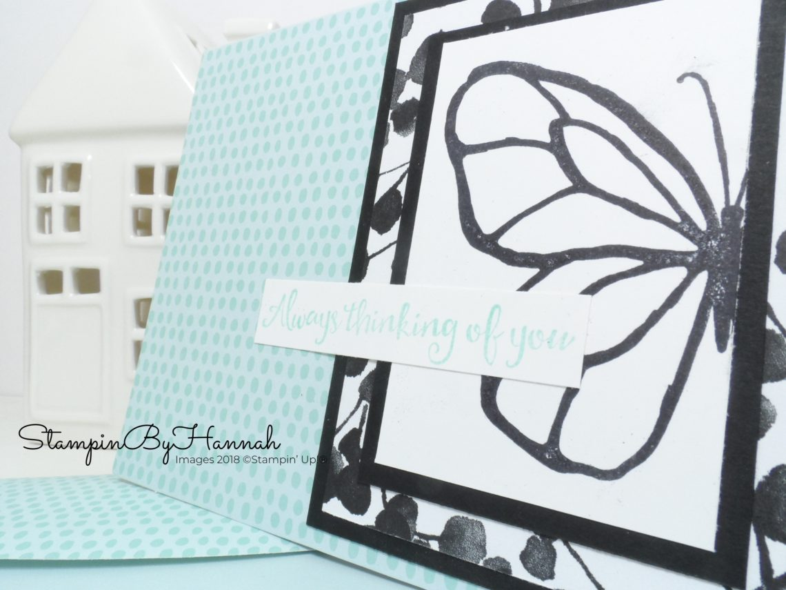 Make It Monday How to make quick cards with Tutti Fruiti cards and envelopes from Stampin' Up!