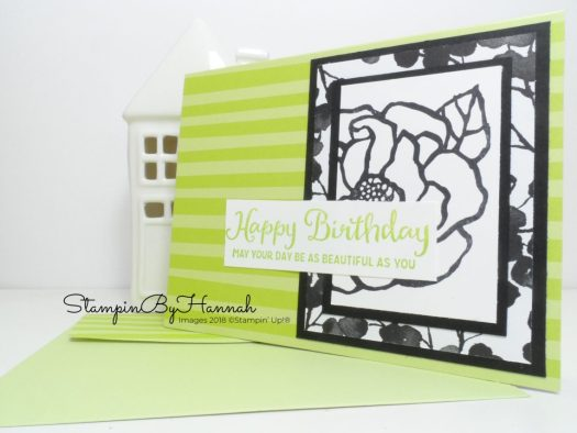 Make It Monday Quick Cards with Petal Passion Designer Series Paper and Tutti Fruiti Cards and Envelopes from Stampin' Up!