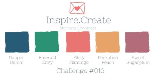 Inspire.Create.Challenges Colour Challenge April 2018