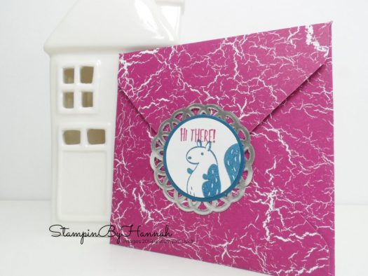 Make It Monday March Stampin' Up! Customer gifts with Colour Theory from Stampin' Up!