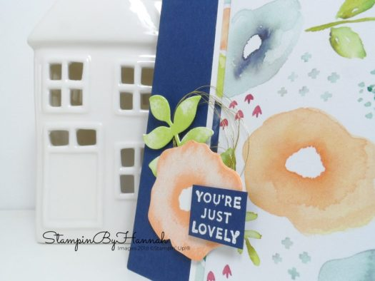 You're So Lovely with Oh So Eclectic Stamp Set from Stampin' Up!