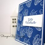 Bright and Bold Card making using Heat Embossing with In Every Season from Stampin' Up!