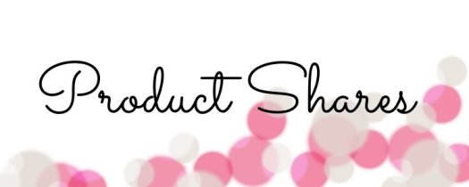 Stampin' Up! Product Shares