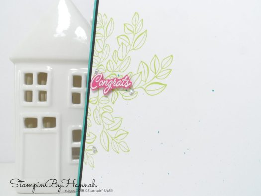 Simple Stamping with Blended Seasons from Stampin' Up!