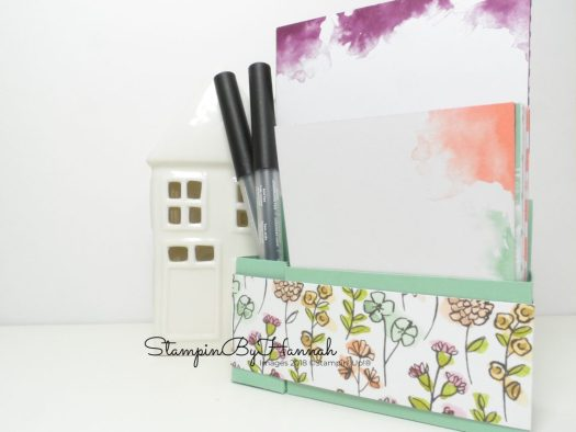 Fun storage for Project Life or Memories and More Cards Video Tutorial