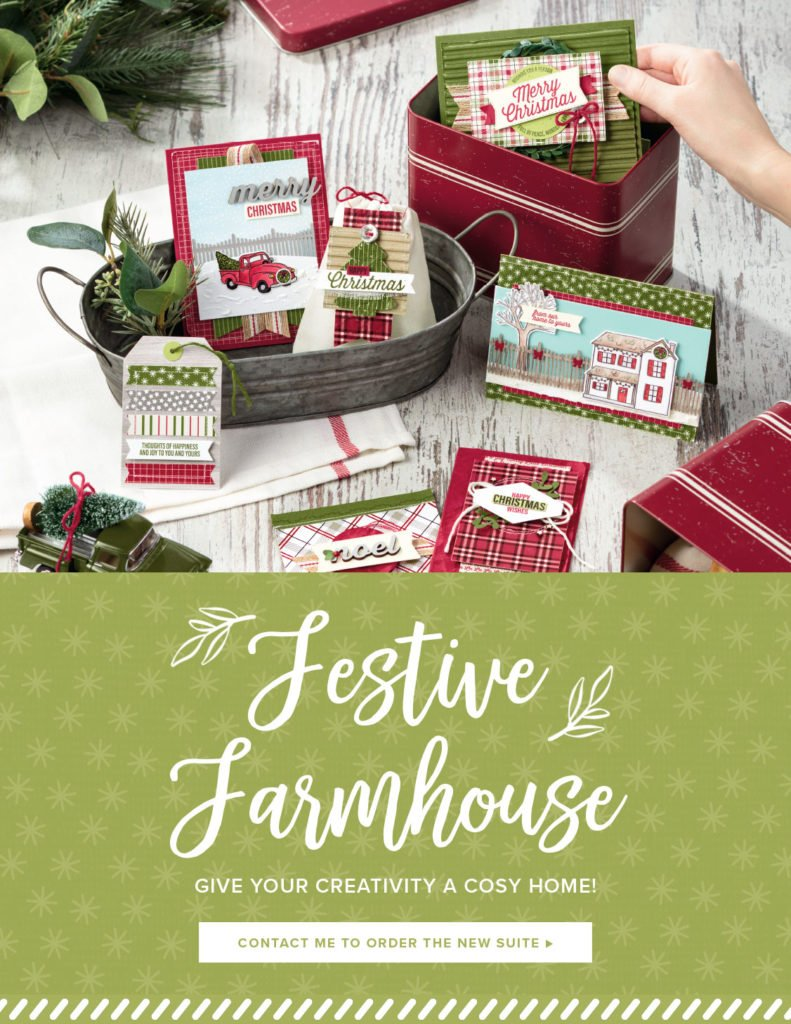 Stampin' Up! Autumn Winter Catalogue