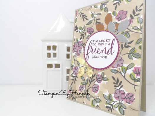 Share what you love friend card from Janice Thomson