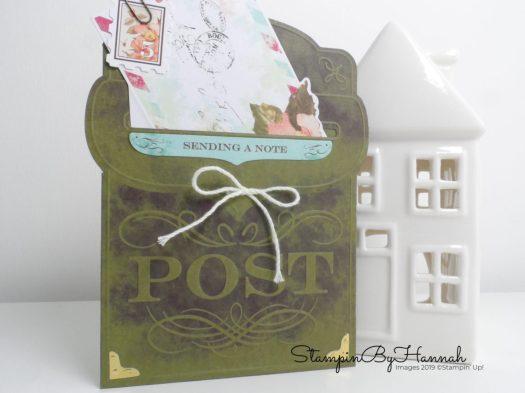 Stampin' Up! Precious Parcel Card Kit Sale-a-bration freebie