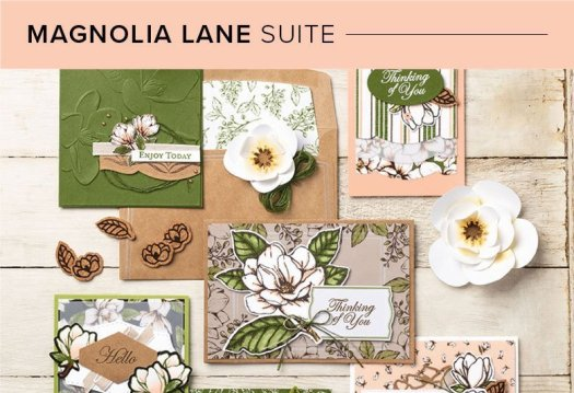 StampinByHannah Magnolia Lane Crafternoon for MIND