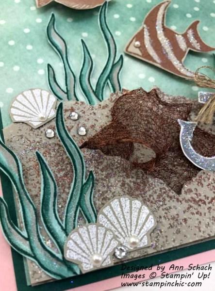 Stamp Review Crew Seaside Shore Seaweed